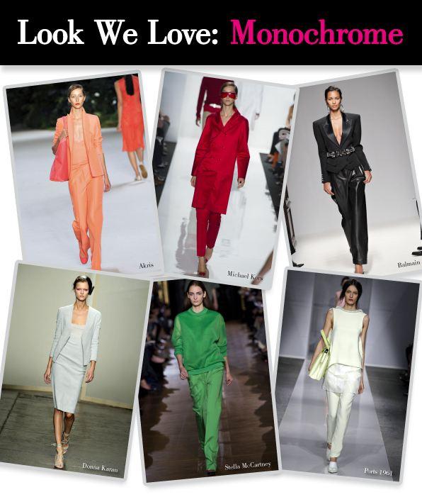 Look We Love: Monochrome post image