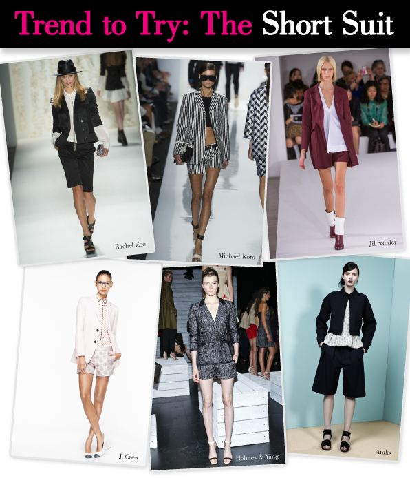 Trend to Try: The Short Suit post image
