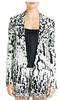 dvf vint jacket