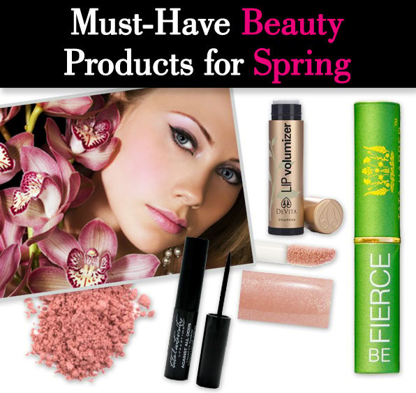 Must-Have Beauty Products for Spring 2013 post image