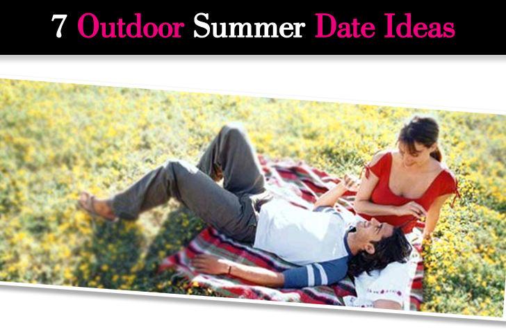 7 Outdoor Summer Date Ideas post image