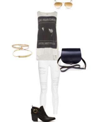look 5 - drapey
