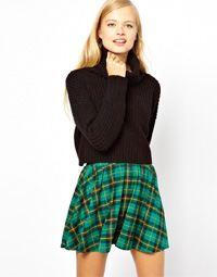 asos cropped sweater