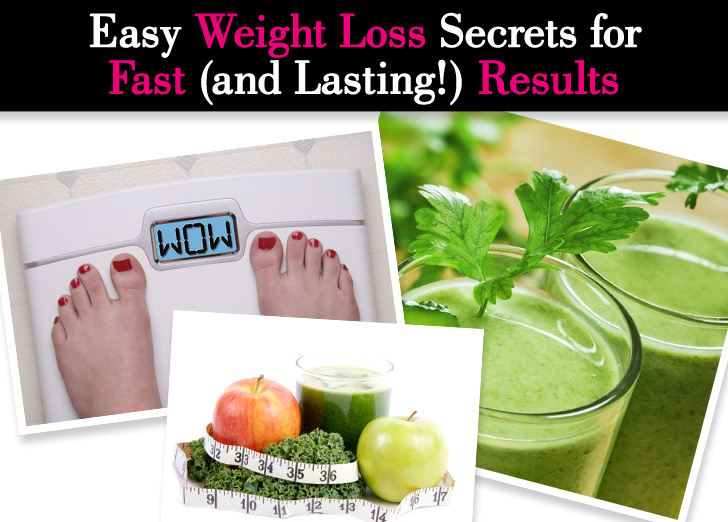 Easy Weight Loss Secrets for Fast (and Lasting!) Results post image