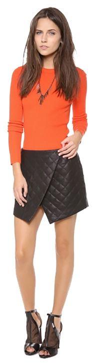 findersKEEPERS miniskirt