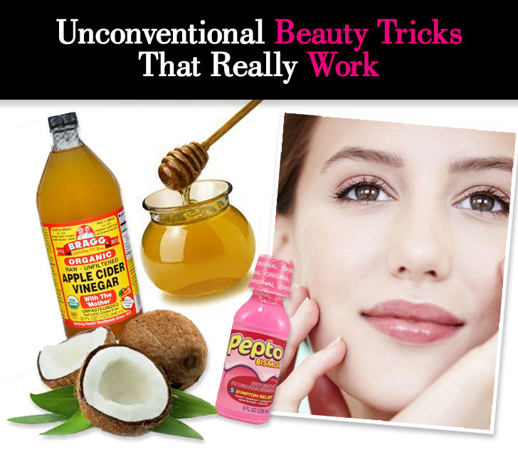 Unconventional Beauty Tricks That Really Work post image