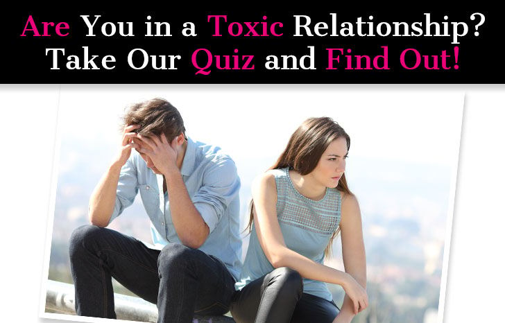 """""""Are You In A Toxic Relationship?"""" Quiz post image"""