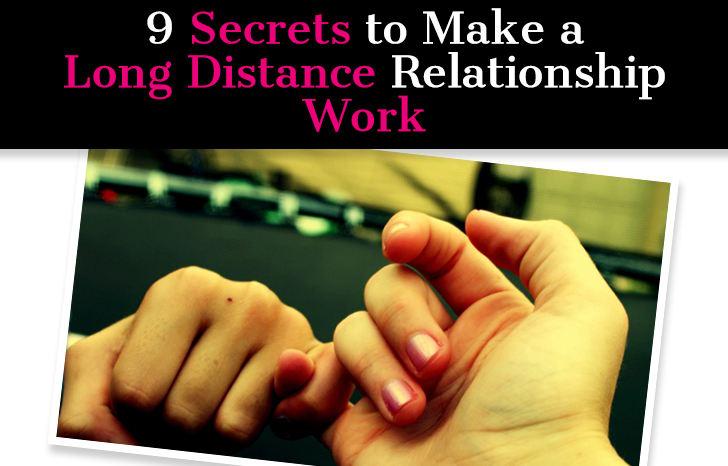 9 Secrets To Make a Long Distance Relationship Work post image