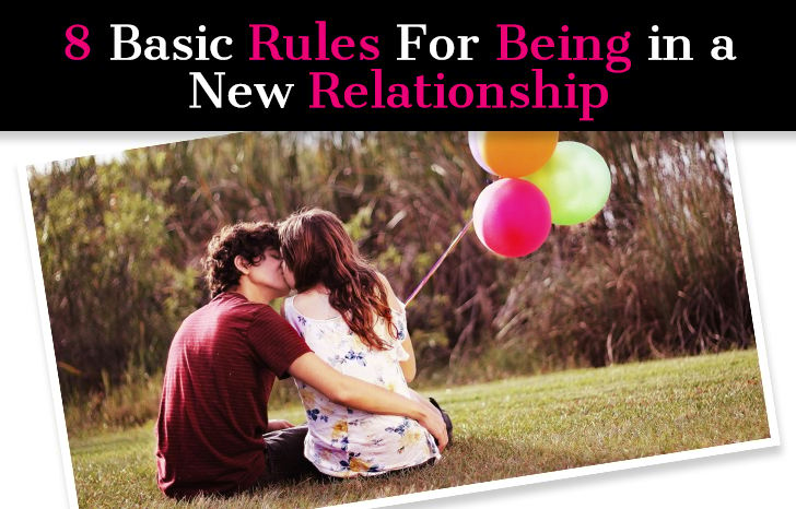 8 Basic Rules for a New Relationship post image