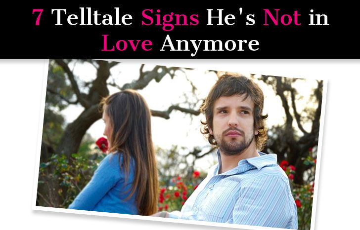 7 Telltale Signs He's Not in Love Anymore post image