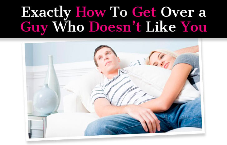 Exactly How To Get Over a Guy Who Doesn't Like You: 13 Easy Steps post image