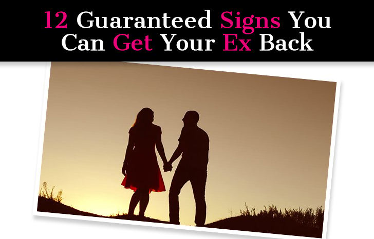 12 Guaranteed Signs You Can Get Your Ex Back post image