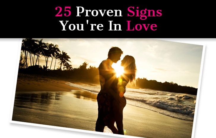 In be signs might love you 13 Signs
