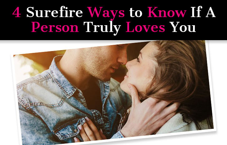 4 Surefire Ways to Know If A Person Truly Loves You post image