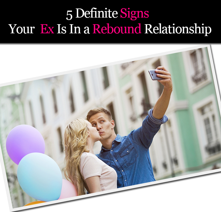 When rebound a relationship ends happens what How to