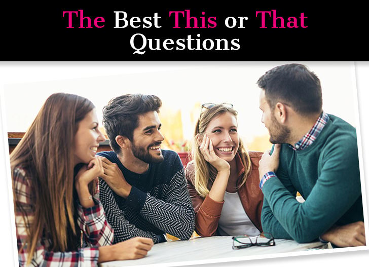 Best This or That Questions: Either Or Questions That Make You Think! post image