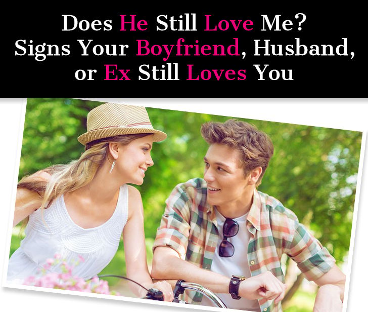 Does boyfriend love to why never make my want 9 Signs