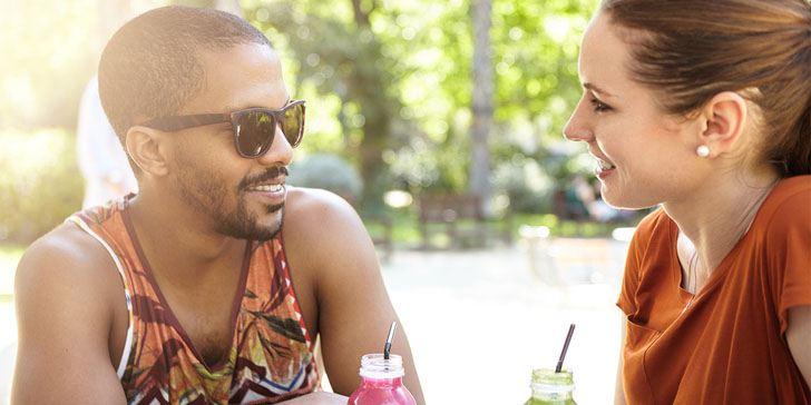 ways men flirt