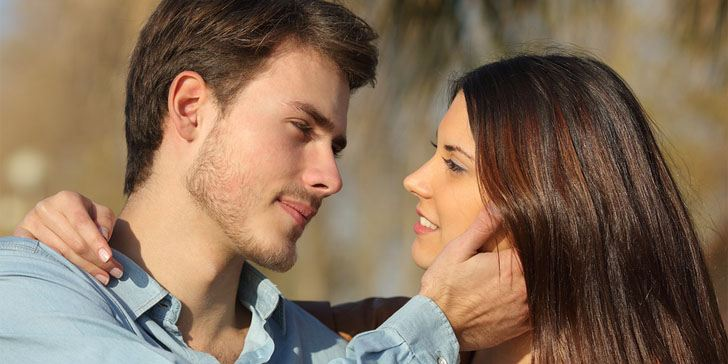 Love in a you secretly is man with signs 10 Signs